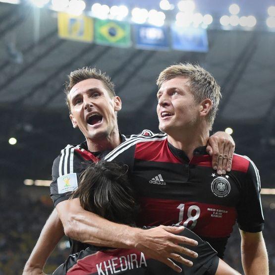 Tore, Klose, Quote! Sieben WM-Rekorde für die Ewigkeit (Foto)