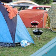 Camping-Knigge:Grillmeister ja, Nackedeis nein (Foto)