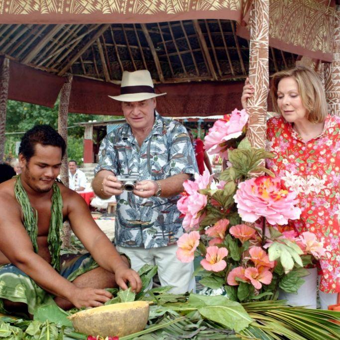 Romantische Inselträume auf Samoa (Foto)