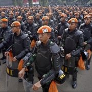 Jakartas Bürgermeister Jokowi bei Präsidentenwahl vorn (Foto)