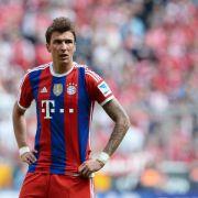 Mandzukic verlässt die Bayern - Wechsel zu Atlético (Foto)