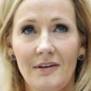 Rowling lässt Harry Potter in die Jahre kommen (Foto)