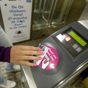 Niederlande nimmt Abschied von Papier-Fahrkarte (Foto)
