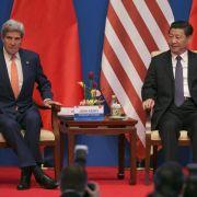 Peking fühlt sich von der Strategie Washingtons bedroht (Foto)