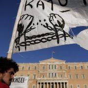 Troika-Prüfer zurück in Athen (Foto)