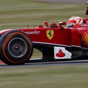 Räikkönen-Ersatz Bianchi Schnellster bei Tests (Foto)