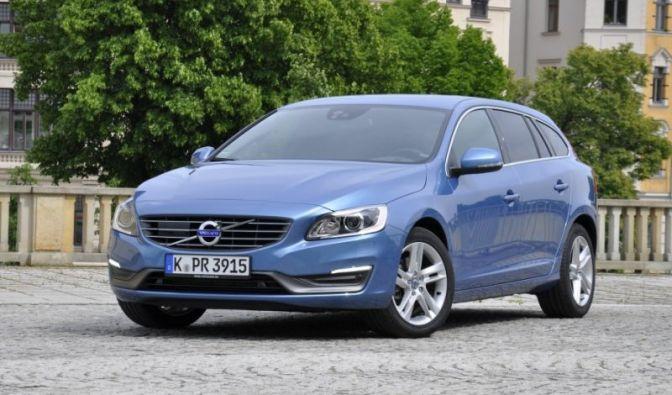 Die besten Bilder zu Test Volvo V60 D3 - Schwedische Trumpfkarte: Volvo (Foto)
