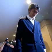 Südkoreas Nationaltrainer tritt zurück (Foto)