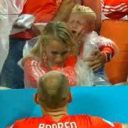 Dicke Oranje-Tränen! So herzzerreißend weint das Robben-Baby (Foto)