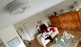 Kein Rauchmelder im Haus - Versicherung zahlt trotzdem (Foto)