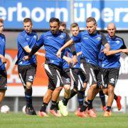 SC Paderborn testet gegen drei ausländische Erstligisten (Foto)