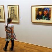 Privatsammlung Hahn mit Kokoschka-Werken für Dresden (Foto)