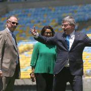 Baustelle Olympia: Rio 2016 - ein Wettlauf mit der Zeit (Foto)