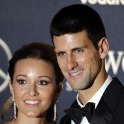 Wimbledon-Champ Djokovic heiratet Jugendfreundin Jelena (Foto)