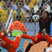 Transferjagd auf WM-Stars zieht an (Foto)