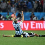 Mascherano: Argentiniens heimlicher Kapitän (Foto)