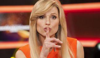 Wie die Moderatorin es geschafft hat, nur ein Jahr nach ihrer Schwangerschaft wieder so fit zu sein, bleibt wohl auf ewig ihr Geheimnis. (Foto)