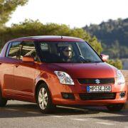 Suzuki Swift:Das größte Problem sind die Achsen (Foto)
