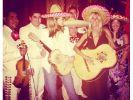 Heidi Klum feiert ihre Emmy-Nominierung stilecht auf mexikanisch - nur ihr Toyboy Vito Schnabel ist nirgends zu sehen. (Foto)