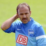 Hertha-Trainer: «EinenPlatz besser als elf wäre schön» (Foto)