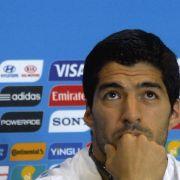Suárez-Anwälte wollen wegen Sperre CAS anrufen (Foto)