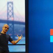 Analyse:Nadella versucht Neustart bei Windows-Konzern (Foto)