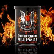 Trinidad Scorpion Chilli Peanuts (8,49 Euro).