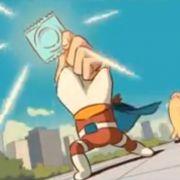Wenn Verhüterlis zu Superhelden werden (Foto)