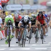 Italiener Trentin gewinnt siebte Tour-Etappe (Foto)