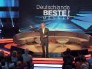 Ranking-Skandal bei ZDF-Show «Deutschlands Beste!» (Foto)