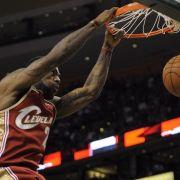 NBA-Star LeBron James kehrt nach Cleveland zurück (Foto)