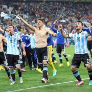 Blamage für Messi! Chile bezwingt Argentinien (Foto)