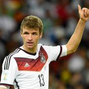 Müller oder Messi zur Torjägerkrone? (Foto)