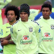 Brasilien will versöhnlichen Abschluss (Foto)