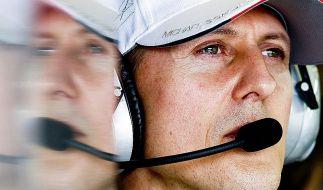 «Es ist leider höchst unwahrscheinlich, dass sich die Dinge bei Michael Schumacher so entwickeln wie wir hoffen»: Ex-F1-Arzt Gary Hartstein mach Corinna wenig Hoffnung. (Foto)