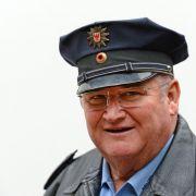 TV-Dorfpolizist Horst Krause quittiert den Dienst (Foto)