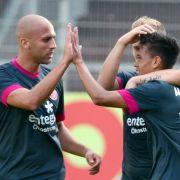 Mainz 05 besteht ersten Härtetest - 4:1 gegen FCZürich (Foto)