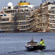 Letzter Akt der «Costa Concordia»-Bergung kann beginnen (Foto)