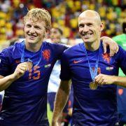 Robben nach WM-Bronze: «Ganz stolz auf meine Jungs» (Foto)