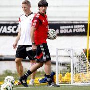 WM-Final-Tag ist da - Löw will Geschichte schreiben (Foto)