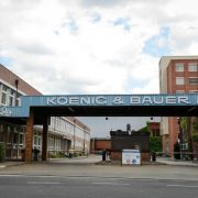 Koenig &Bauer baut weiter Stellen ab (Foto)
