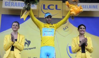 Nibali will in den Sieger-Club (Foto)