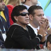 Maradona: Argentinien hungriger - Pelé: DFB-Team besser (Foto)