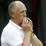 Scherbenhaufen Seleção - Scolari will nicht zurücktreten (Foto)