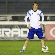 Messi: Sind zum Sieg bereit - Di María fraglich (Foto)
