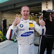 DTM-Neuling Martin gewinnt Rennen in Russland (Foto)