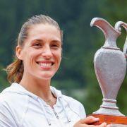 Vierter Turniersieg - Petkovic gewinnt in BadGastein (Foto)