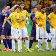 WM-Fiasko der Seleção - Van Gaals emotionaler Abschied (Foto)