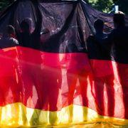 Bereit für 4. Titel: Deutschland fiebert Finale entgegen (Foto)