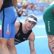 Triathlon-Staffel verpasst WM-Titel (Foto)